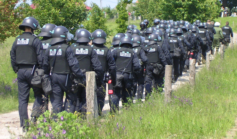 polizei heiligendamm 2007